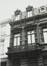 rue Pletinckx 42, détail étages., 1979