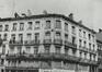 rue du Pont de la Carpe 2-10, angle place Saint-Géry 1, 2, 3, 1979