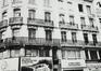 rue du Pont de la Carpe 2-10, angle place Saint-Géry 1, 2, 3, 1986