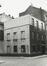 Slachthuislaan 8, achtergevel Kruitmolenstraat 43, 1979