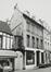 rue de la Cigogne entre 19-21 et 23 rue du Rempart des Moines. Ensemble formé par la porte Saint-Roch et la rue de la Cigogne. Porte Saint-Roch, 1978