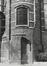 rue des Riches Claires 23. Église paroissiale Notre-Dame aux Riches Clairestour, angle rue de la Grande Île, 1979