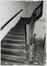 rue des Riches Claires 23. Ancien Couvent des Riches Claires, intérieur, escalier, [s.d.]