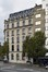 Square Sainctelette 17 – quai des Péniches 1, façade côté square, ARCHistory / APEB, 2017