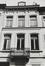 rue Saint-Christophe 24, détail étages., 1979