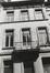 rue Saint-Christophe 26, détail étages., 1979