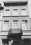 rue Saint-Christophe 30, détail étages., 1979