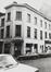 place Saint-Géry 27-28, angle Borgval, 1979