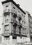 rue de la Grande Île 22-24, façade rue Saint-Géry 31, 1979