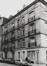 Rue Saint-Roch 2, 4, 6, angle rue du Pélican, 1978
