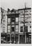 Sint-Katelijneplein 4. Geheel van traditionele huizen Sint-Katelijneplein 1 tot 11-11A., 1905