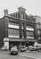place Sainte-Catherine 45A-46. Première centrale d'électricité de la Ville de Bruxelles. Salle des machines, 1978