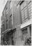 place Sainte-Catherine 45A-46. Première centrale d'électricité de la Ville de BruxellesSalle des machines, façade latérale rue Melsens , [s.d.]