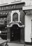 Sint-Katelijnestraat 30. Geheel van traditionele huizen Sint-Katelijnestraat 26 tot 42, détail deur., 1978