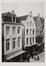 rue Sainte-Catherine 32, 34, angle rue de la Mâchoire. Ensemble de maisons traditionnelles, rue Sainte-Catherine 26 à 42., 1942