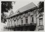Sint-Katelijnestraat 46-48, hoek Oude Graanmarkt 2-4. Traditioneel huis., 1944