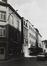 rue Vandenbranden 25-27 à 17, vue depuis la rue du Houblon., 1979