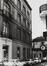 Rue Vander Elst 2 à 8, vue depuis le boulevard E. Jacqmain, 1978