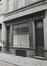 Rue de la Verdure 42-44, détail devanture, 1979