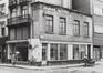 Rue des Vierges 2-4, angle rue d'Anderlecht, 1979