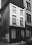 rue des Vierges 31, angle impasse de la Ferraille, 1979
