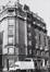 rue du Vieux Marché aux Grains 7-11, angle rue Antoine Dansaert  75-79. Immeuble de commerce et à appartements de la firme