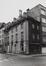 rue du Vieux Marché aux Grains 25, angle rue de la Braie., 1979