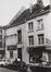 rue du Vieux Marché aux Grains 52. Maison traditionnelle, façade rue des Chartreux, 1979
