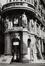 Boulevard Adolphe Max 28-34. Immeuble de rapport éclectique, détail caryatides et angle rue de la Fiancée 9, [s.d.]
