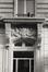 Boulevard Adolphe Max 81 à 103, détail entablement de porte, [s.d.]