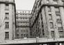 Adolphe Maxlaan 118-126, hoek Mechelsestraat 31-33. Voormalige cinema Plaza, 1980