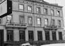 Barricadenplein 13 en 14, hoek Bischoffsheimlaan 26., 1986