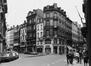 rue d'Arenberg, rue de l'Écuyer, angle rue Montagne aux Herbes Potagères, 1980