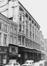 rue d'Arenberg 11-13. Anciens magasins Wolfers Frères., 1980