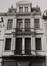 rue de l'Écuyer 25-27, détail étages, 1980