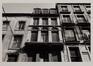 rue de l'Écuyer 36, détail étages., [s.d.]