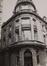 Rue du Fossé aux Loups 46-46B-48. Ancien siège de la Caisse Générale d'Épargne et de Retraite (CGER), aile Alban Chambon, angle rue d'Argent, 1986