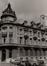Rue du Fossé aux Loups 46-46B-48. Ancien siège de la Caisse Générale d'Épargne et de Retraite (CGER), aile Alban Chambon, angle rue d'Argent, 1980