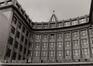 Rue du Fossé aux Loups 46-46B-48. Ancien siège de la Caisse Générale d'Épargne et de Retraite (CGER), complexe Alfred Chambon, 1980