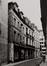 rue de la Fourche 46 et 48, 50, angle impasse de la Giroflée, détail rez., 1981