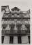 Rue Grétry 22-24, détail étages, [s.d.]