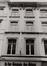 Rue Grétry 48 à 52, détail étages n° 48, 1982