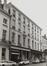 rue Léopold 11-15, 9. Ensemble néo-classique. Cinéma La Monnaie., 1980