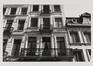 Rue de Malines 46, détail étages, [s.d.]