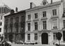 Rue du Marais 55 et 57. Hôtels de maître néoclassiques, 1980