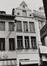 rue du Marché aux Herbes 34. Ensemble de maisons traditionelles, 1982