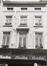 Rue Neuve 31-33, détail étages, 1979