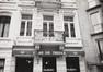 rue du Nord 48, détail étages, 1984