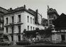 Rue du Pont Neuf 45, angle boulevard A. Max. Presbytère de l'église Notre-Dame du Finistère, 1979