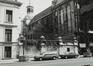 Boulevard Adolphe Max 55. Sacristie de l'église Notre-Dame du Finistère, 1986